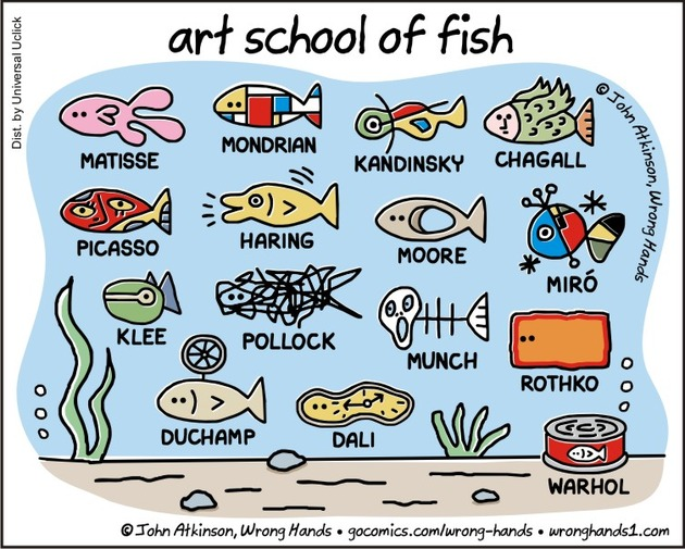 art-school-of-fish